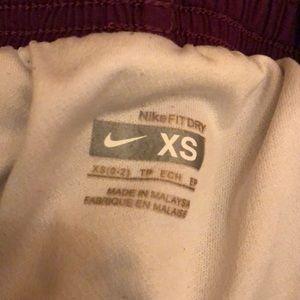 Nike Shorts - Magenta Nike Tempo shorts (XS)